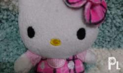 Plush Hello Kitty Grp#5 These are all my collection,
