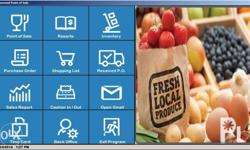 Point of sale for small business. (Not registered to