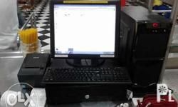 Jxn Pos system Included package - Hardware: pc desktop