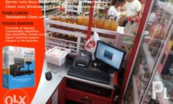 Most Steadfast POS System for Grocery Stores PACKAGE