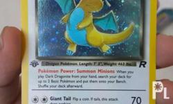 Selling Old 1st Edition Pokemon Card,All Cards are