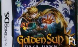 Selling my preloved games + xbox controller Golden Sun