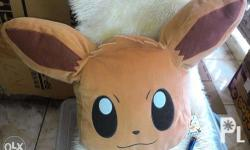 Pokemon and Friends EIEVUI Pillow Collectible Php 500