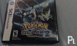Just bought Pokemon Black 2 Original from DataBlitz