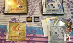 **only SoulSilver is available** Condition: - Looks