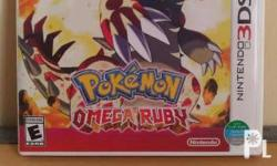Pok�©mon Omega Ruby - mint condition - complete