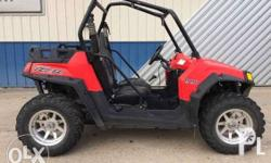 POLARIS Made In USA Ultra Terrain Vehicle 4x4 No Issues