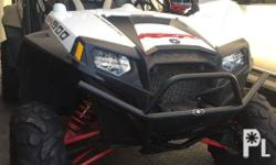 2012 Polaris RZR 900 XP Oem Polaris front bumper Oem