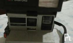 Polaroid camera I dont know if it is working