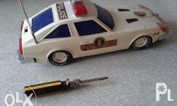 iTEMS by ericr888 Old collectible 1970's Police Car By
