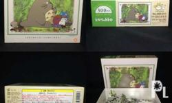 Pic 1: My Neighbor Totoro 300 pieces Jigsaw Puzzle 26 x