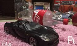 This is a porsche carrera gt die cast authentic 8 inch