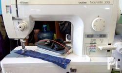 hi speed rugged sewing machines can sew thick material