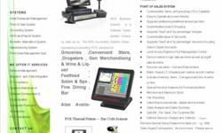 POS System for General Merchandise , Supermarket ,