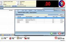 Point of Sale System with Inventory Monitoring for