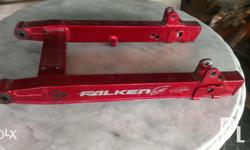 Fs: posh swing arm for xrm 110 Issue: may butas Oil