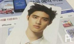 Postcard of DO in overdose album I just decided to sell