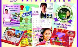 Full Colors Offset Printing Company- SERVICES OFFERED: