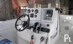 The 19 ft Speed Boat SPECIFICATIONS: Length overall 19