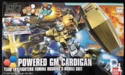Powered GM Cardigan Team Try Fighters Fumina Hoshino's