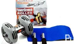 Powerstretch Ab Roller Wheel The roller slide provides