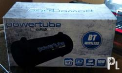 db audio powertube bluetooth speaker deep bass
