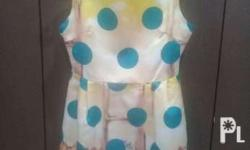 The tops and dress are Slightly used. Price range from
