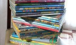 used Textbooks-Kinder1. just for reference since some