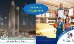 The First and only Condominium with full Facilities of