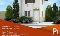 2 bedroom House and Lot for Sale in Bignay PROMO: For