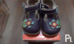 Pre loved Fisher-Price baby girl foot wear, size