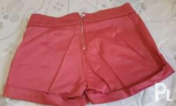 Pre loved mini shorts. Free size