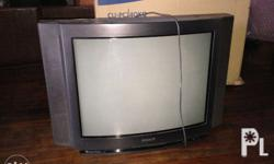 """Sony TV 29"""" Not Cable Ready 110V Hitachi TV 14"""" Cable"""