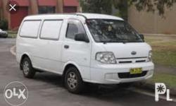 -14 seater van -Fully air conditioned -Half tinted with