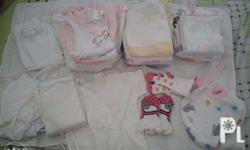 Prelove clothes..0-7months old..take all..650