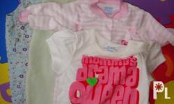 Deskripsiyon Am selling my baby's prelove clothes,
