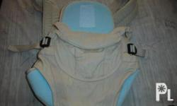 CLOSET CLEAN UP!!! Baby Carrier Brown/ Blue Color