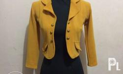 Brand: unbranded Color: yellow Size: small to medium