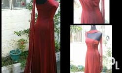 For Sale! Sale! Preloved from Singapore Long Gown with
