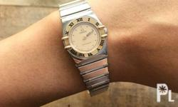 Authentic Pre-loved OMEGA Constellation, 23mm - 9/10