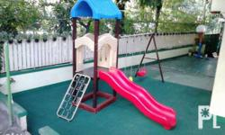 Basic & Premium Outdoor Playground Equipment like