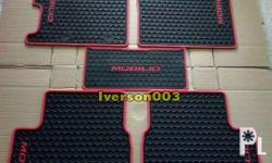 3500php set for honda mobilio thick rubber material red
