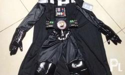 Disney Store Deluxe Darth Vader Boys Costume Php 3500 (