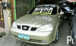 Vehicle Options 2004 Chevrolet Optra Year: 2004