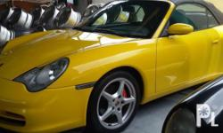 Vehicle Options 2002 Porsche Carrera Year: 2002