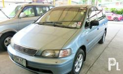 Vehicle Options 1995 Honda Odyssey Year: 1995 Mileage: