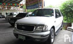 Vehicle Options 2001 Ford Expedition Year: 2001