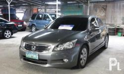 Vehicle Options 2009 Honda Accord Year: 2009 Mileage: 1