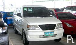 Vehicle Options 2007 Mitsubishi Adventure Year: 2007