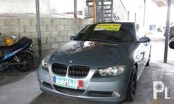 Vehicle Options 2006 BMW 316i Year: 2006 Mileage: 1 km